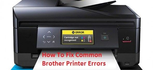 Brother Printer Error Code E51