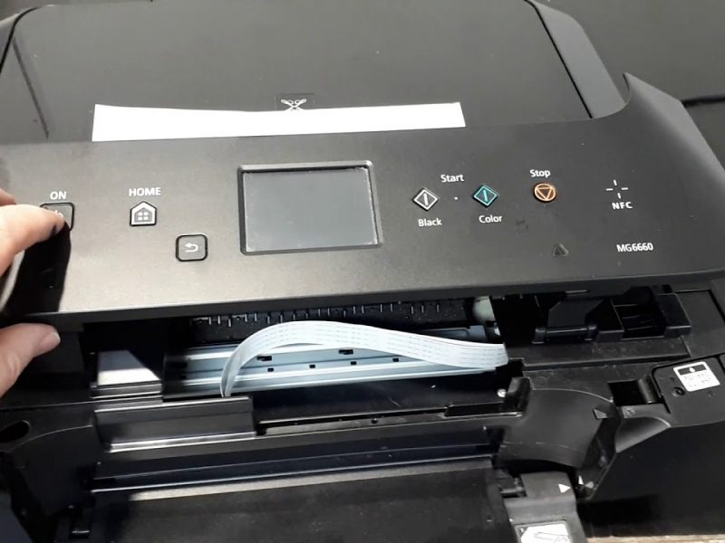Canon Printer Error b203