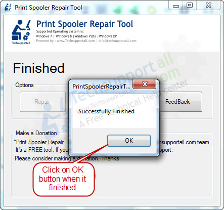 Repair Utility Software on your website.